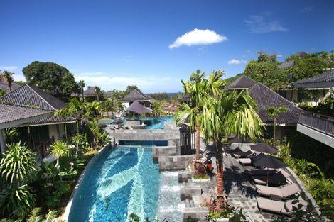 Hôtel Mandarava Resort And Spa Phuket Thailande