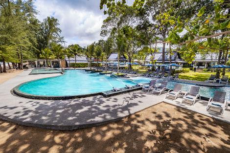 Maxi Club Emerald Khao Lak Beach Resort & Spa : club spécial famille