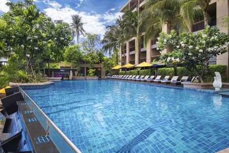 Thailande-Phuket, Hôtel Novotel Phuket Kata Avista Resort & Spa 4* sup