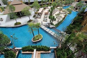 Thailande-Phuket, Hôtel Rawai Palm Beach Resort 4*