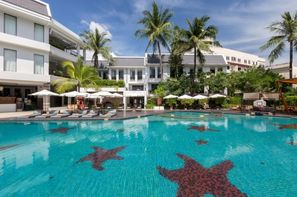 Thailande-Phuket, Hôtel Sawaddi Patong Resort & Spa 4*