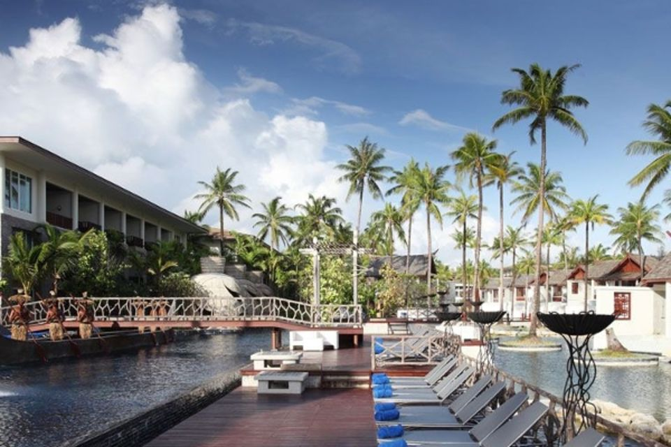 Hôtel Sentido Graceland Khao Lak Resort & Spa Phuket Thailande