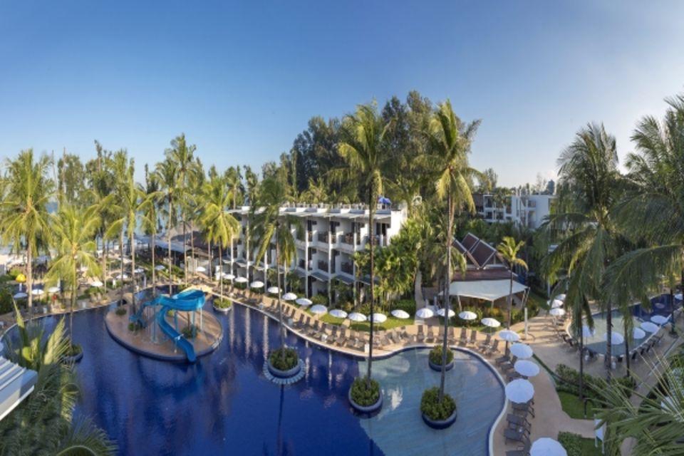 Hôtel Sunwing Bangtao Beach Phuket Thailande