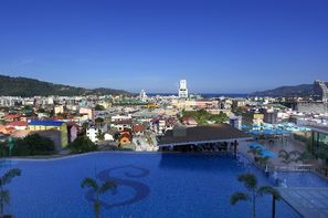 Thailande-Phuket, Hôtel The Senses Resort 4*