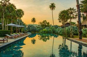 Thailande-Phuket, Hôtel The Slate (ex Indigo Pearl) 5*