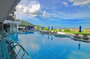 Thailande-Phuket, Hôtel Yama Phuket 4*
