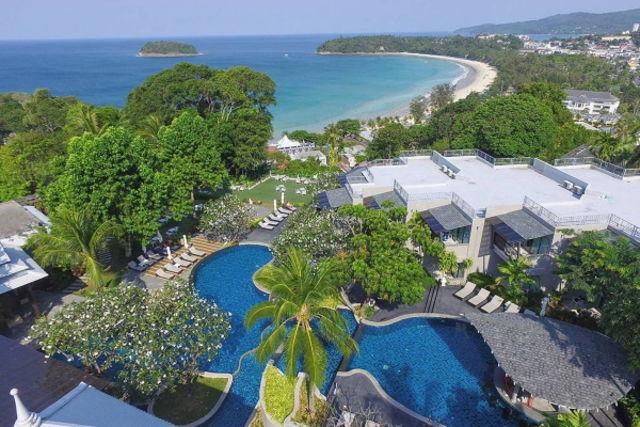 Thailande : Hôtel Andaman Cannacia Resort & Spa