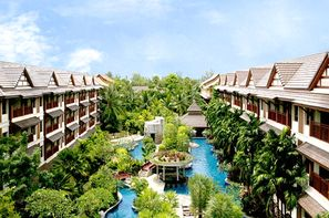 Thailande-Phuket, Hôtel Kata Palm Beach Resort 4*