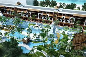 Thailande-Phuket, Hôtel Mai Khao Palm Beach 5*