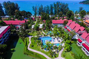 Thailande-Phuket, Hôtel Maxi Club Emerald Khao Lak Beach Resort & Spa 4*