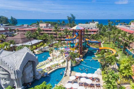 Thailande-Phuket, Hôtel Phuket Orchid Resort & Spa 4*