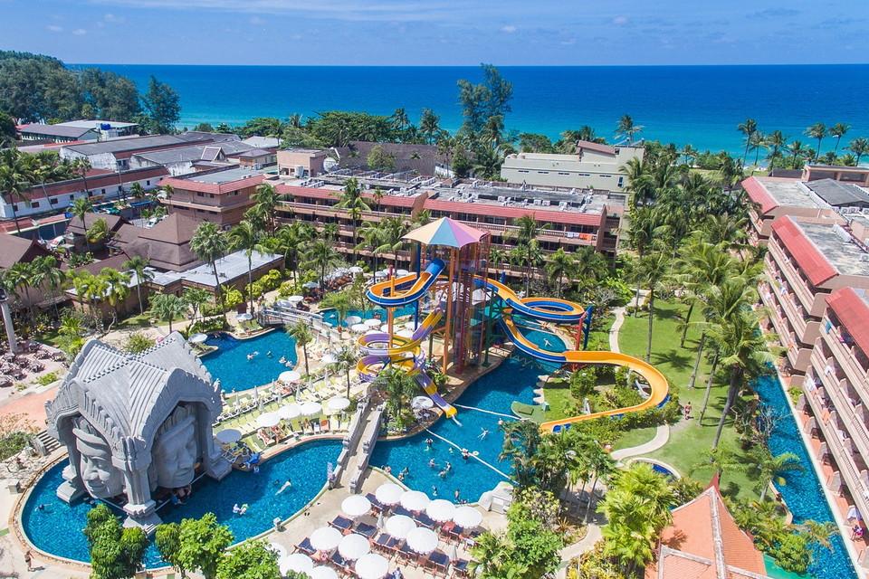 Hôtel Phuket Orchid Resort & Spa Phuket Thailande