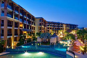 Thailande-Phuket, Hôtel Rawai Palm Beach Resort 4*