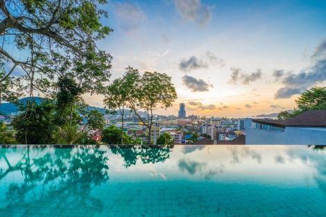 Thailande-Phuket, Hôtel The Senses Resort 4*