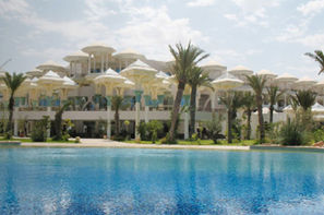 Tunisie-Djerba, Hôtel Hasdrubal Prestige Thalassa & Spa Djerba 5*