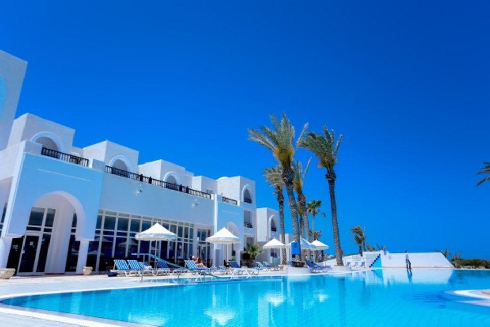 Club Al Jazira Beach & Spa Djerba Tunisie