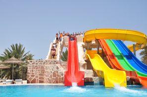 Tunisie-Djerba, Hôtel Baya Beach 3*