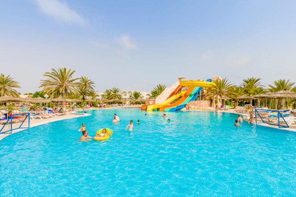 Hôtel Baya Hotel Club Djerba Tunisie