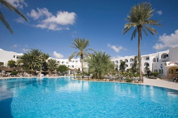 Vente flash Tunisie Club Bravo Club Golf Beach 3* sup