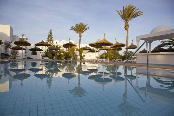 Piscine - César Thalasso Hotel César Thalasso4* Djerba Tunisie