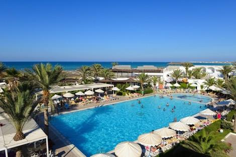 Tunisie : Hôtel Complexe Méninx