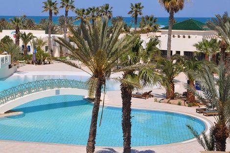 Tunisie-Djerba, Club Coralia Yadis Djerba 4*