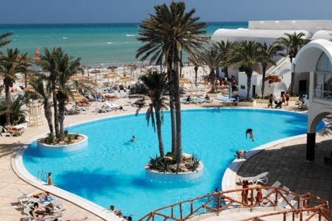 Tunisie-Djerba, Hôtel Dar Djerba Narjess 4*
