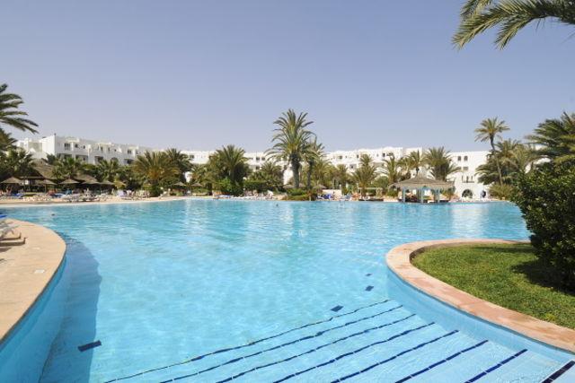 Tunisie : Hôtel Djerba Resort