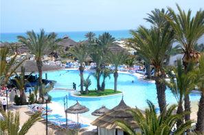 Tunisie-Djerba, Hôtel Fiesta Beach 4*
