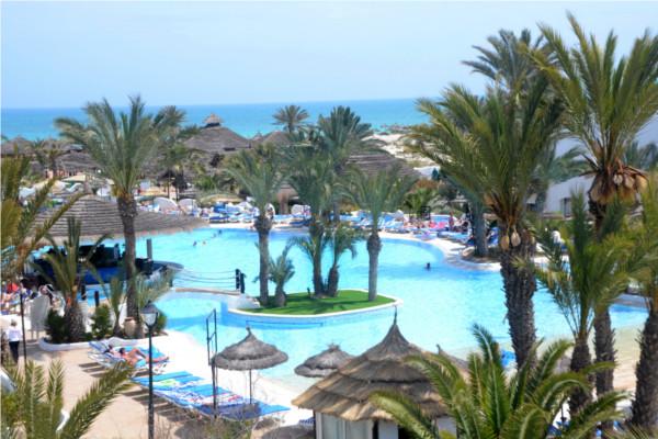 piscine - Fiesta Beach Hôtel Fiesta Beach4* Djerba Tunisie
