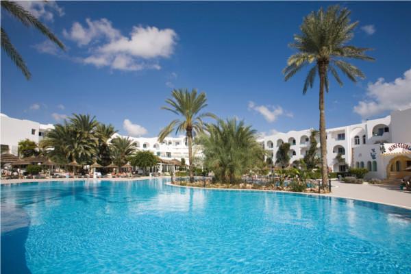 piscine - Golf Beach Hôtel Golf Beach3* Djerba Tunisie
