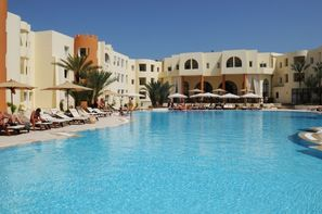 Tunisie-Djerba, Hôtel Green Palm 4*