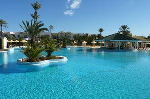 Tunisie-Djerba, Hôtel Holiday Beach 3*