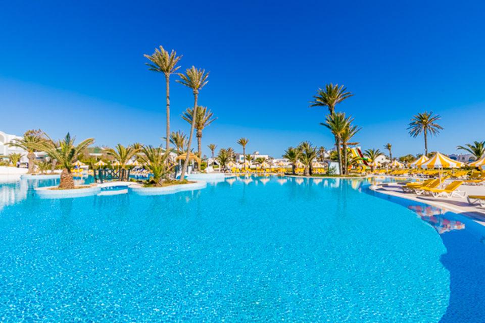 Hôtel Holiday Beach Djerba Tunisie