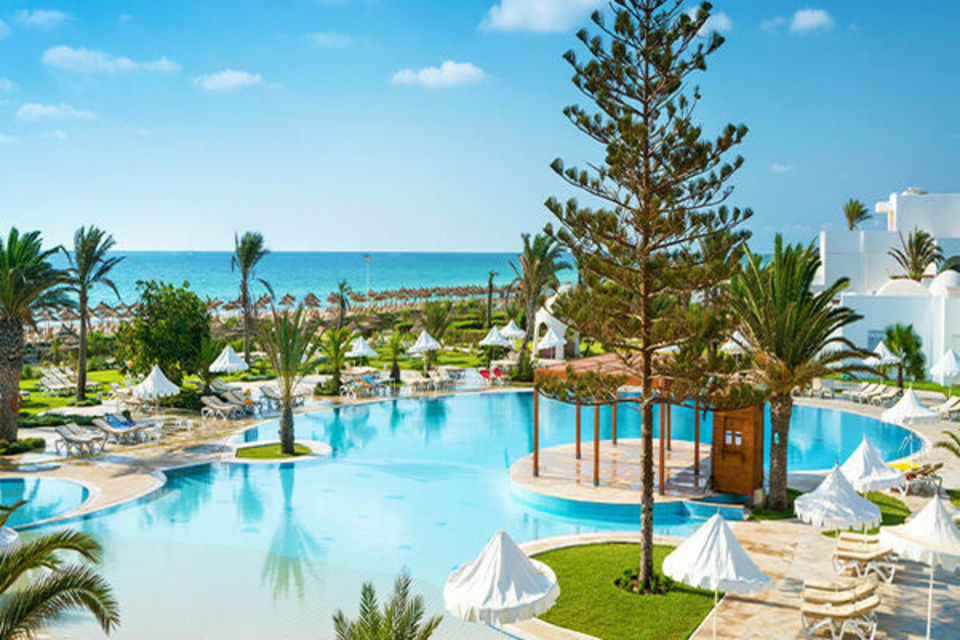 Hôtel Ilyade Aquapark Djerba Djerba Tunisie