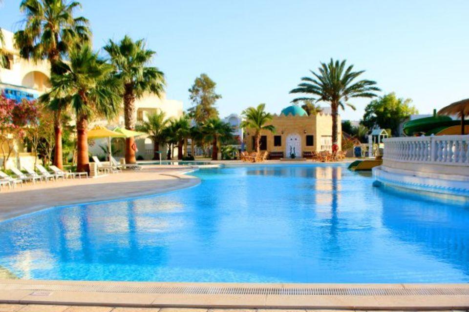 Hôtel Ksar Djerba Djerba Tunisie