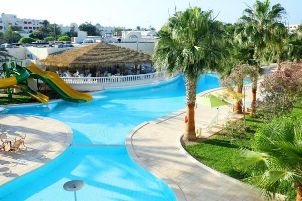 voyage tunisie tout compris djerba