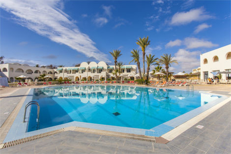 Tunisie-Djerba, Hôtel Le Petit Palais & Spa 3*