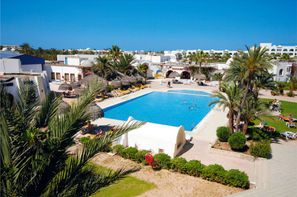 Tunisie-Djerba, Club Lookea Cedriana 3*
