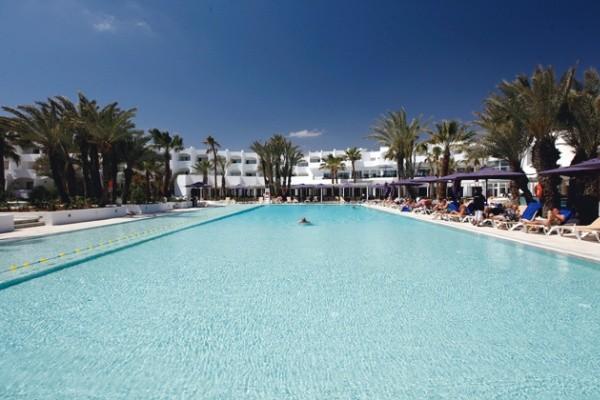 Hotel marmara palm beach djerba djerba tunisie promovacances for Piscine demontable tunisie