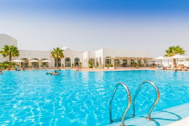 Tunisie : Hôtel Maxi Club Riad Méninx