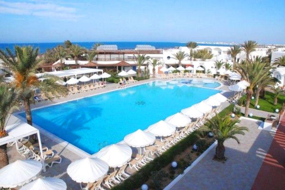 Hôtel Méninx Djerba Tunisie