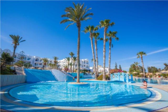 Tunisie : Hôtel Mondi Club Seabel Aladin