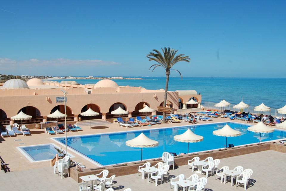 Hôtel Oasis Marine Club Djerba (Zarzis) Tunisie