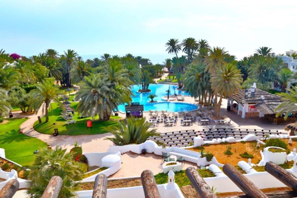 Hôtel Odyssée Resort Thalasso & Spa Djerba Tunisie