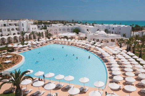 Tunisie-Djerba, Club Palm Azur 4*