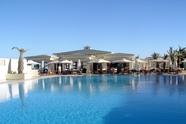 Piscine - Radisson Blu Ulysse Resort & Thalasso Hotel Radisson Blu Ulysse Resort & Thalasso, Djerba5* Djerba Tunisie