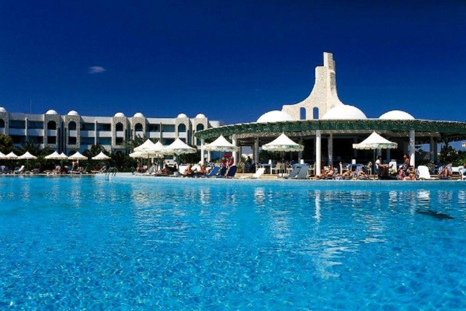 Hôtel Royal Garden Djerba Tunisie
