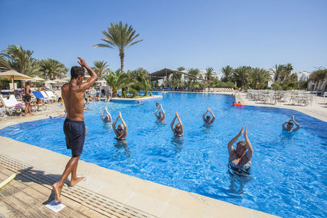Tunisie-Djerba, Hôtel Seabel Rym Beach Djerba 4*