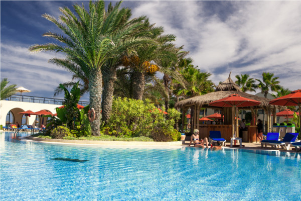 Hotel Sentido Djerba Beach Djerba Tunisie Promovacances